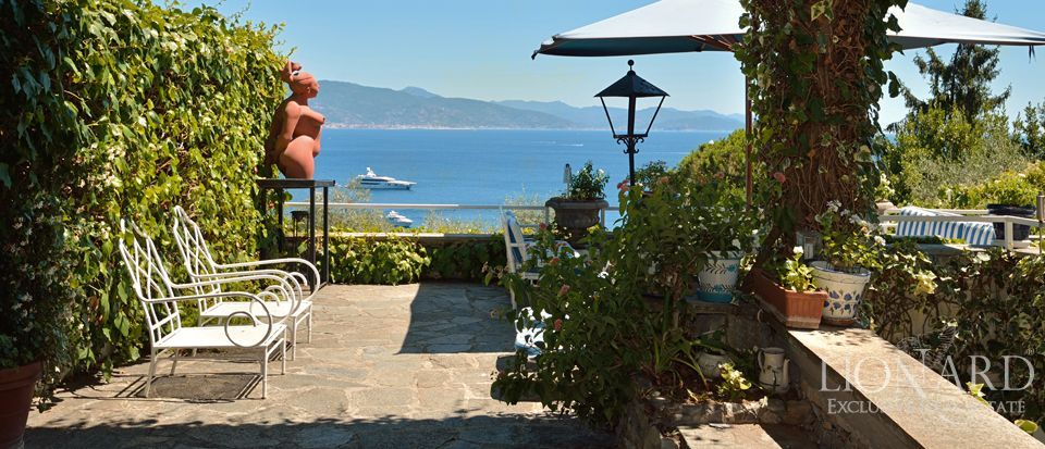 Luxury Villa For Sale Portofino Lionard