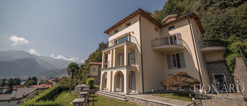 VILLA FOR SALE LAKE COMO Image 1