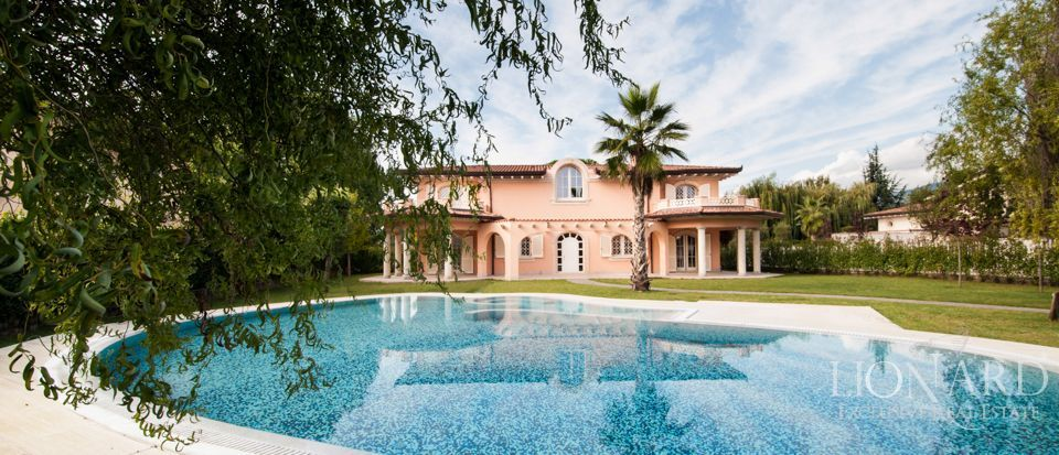 luxury villa for sale forte dei marmi tuscany