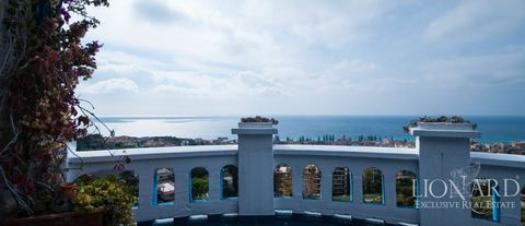 luxury villa for sale in liguria