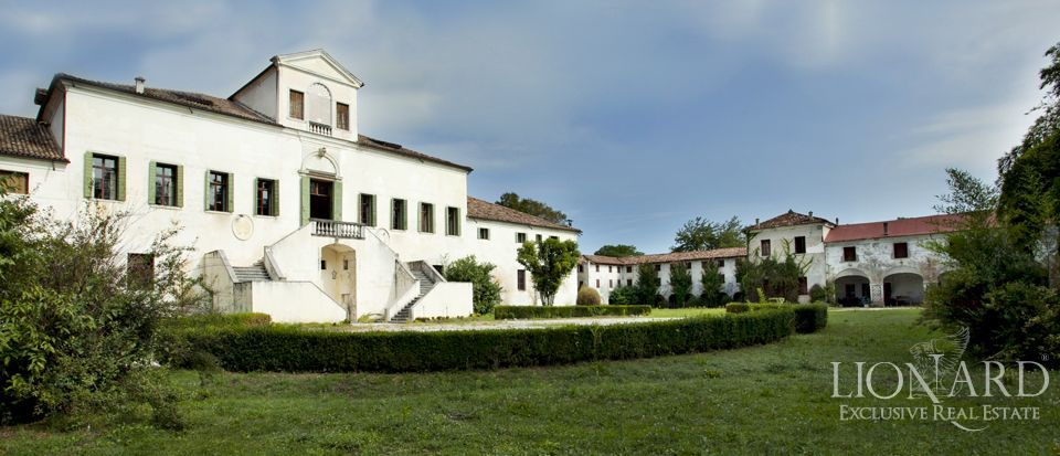 luxury villa for sale in veneto