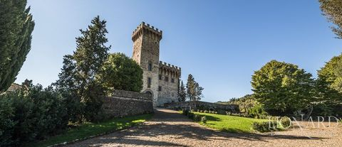 luxury castle for sale in italy