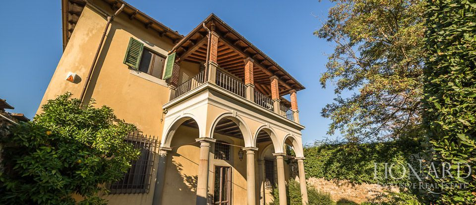gorgeous luxury villa for sale in florence
