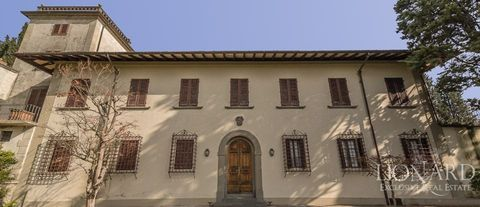 florence tuscan villa for sale