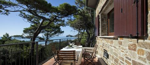 ko sea view luxury villa tuscany