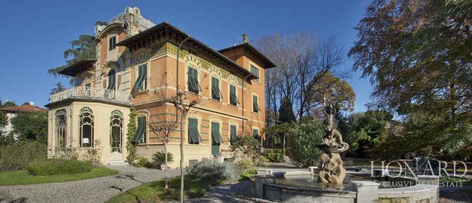 Good Luxury Villa For Sale Close To The Walls Of Lucca | Lionard