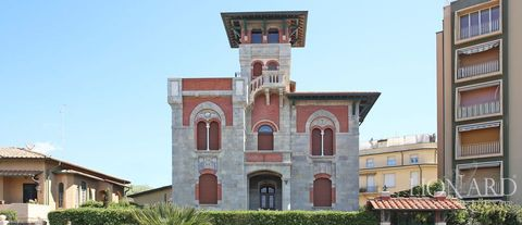 ko prestigious historic villa for sale in versilia