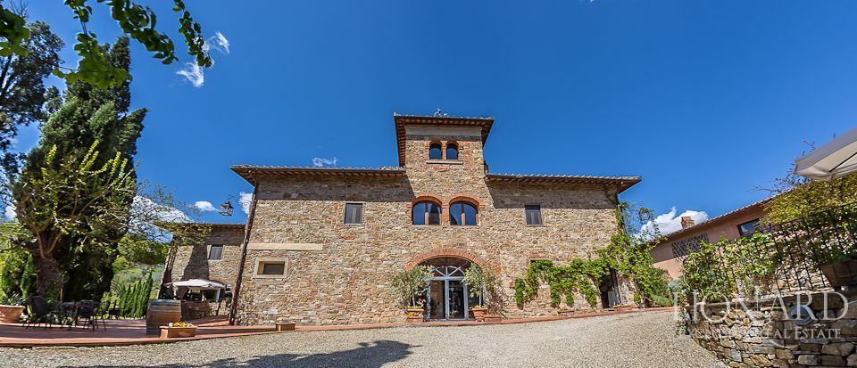 chianti prestigious property for sale