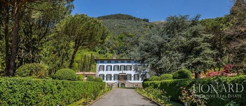 luxury villa for sale versilia toscana