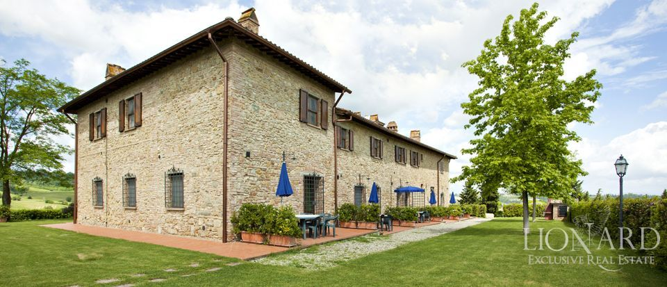 HISTORIC ESTATE FOR SALE IN CHIANTI Image 1