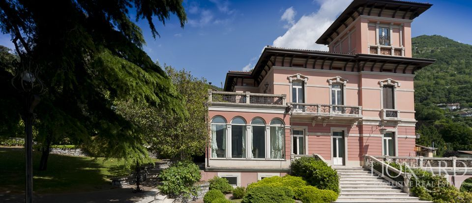 ko prestigious villa for sale on lake como