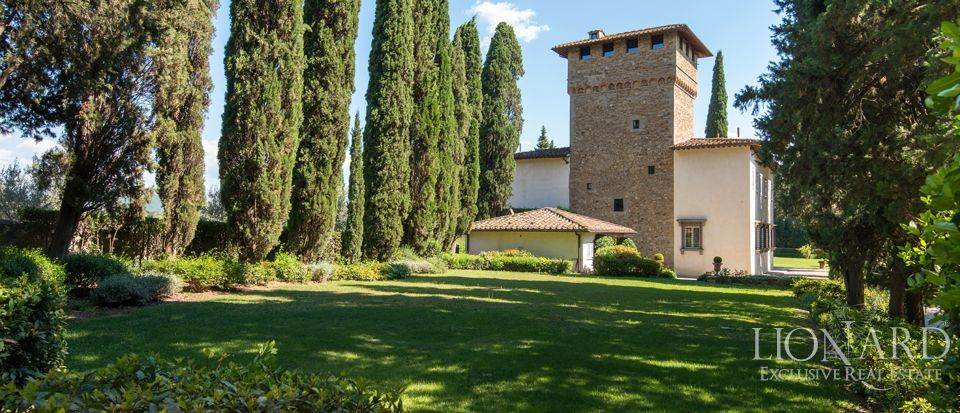 ko splendid luxury villa for sale in florence