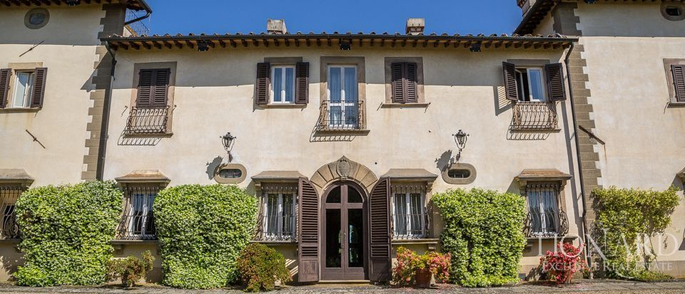 luxury villa sale tuscany chianti