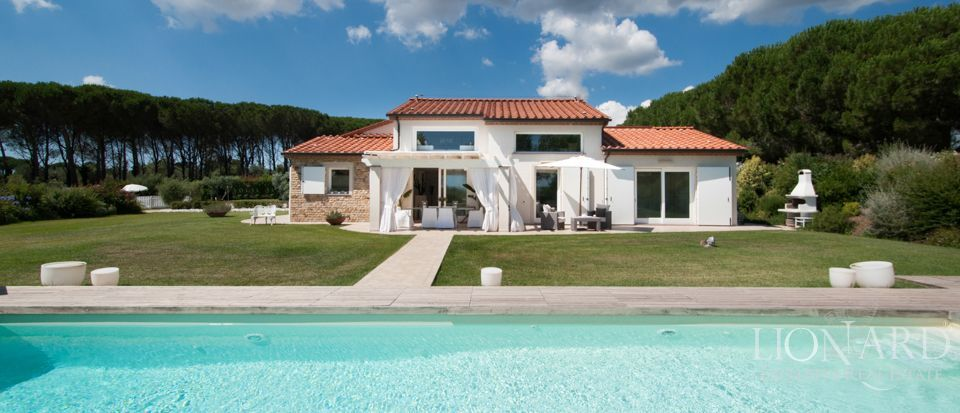 ko luxury villa on the tuscan sea