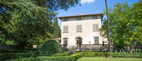 ko splendid historic villa in lucca