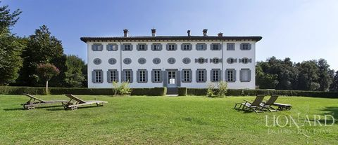 historic villa for sale in lucca