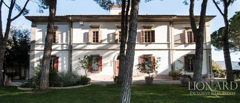luxury villa for sale in pisa 1