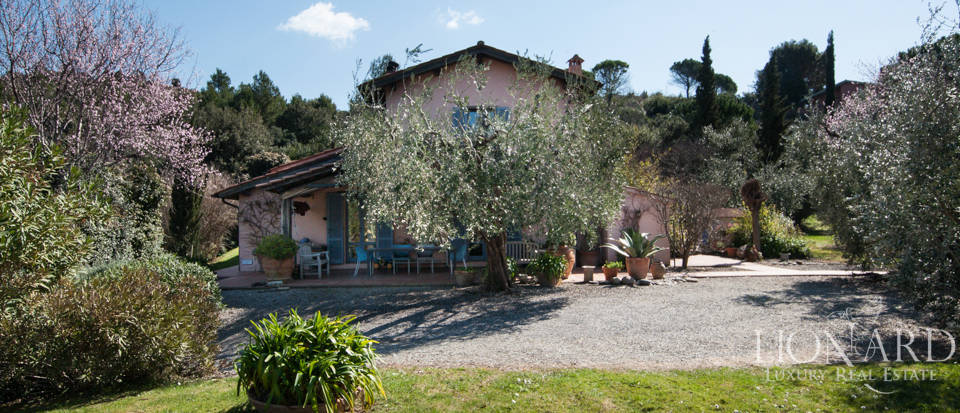 Luxury villa for sale in Monte Argentario Image 1
