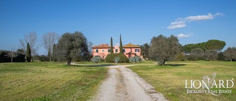 luxury estate for sale in orbetello
