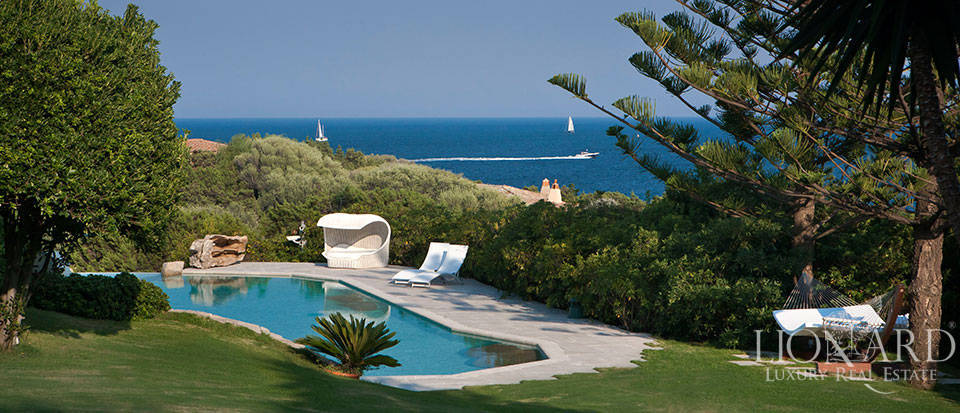 Splendid Luxury villa in Porto Cervo Image 1
