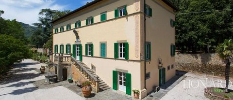 magnificent luxury villa for sale near arezzo