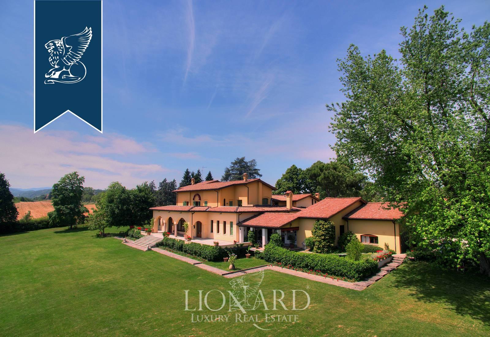 Villa in Vendita a San Giorgio Piacentino: 0 locali, 1500 mq - Foto 1