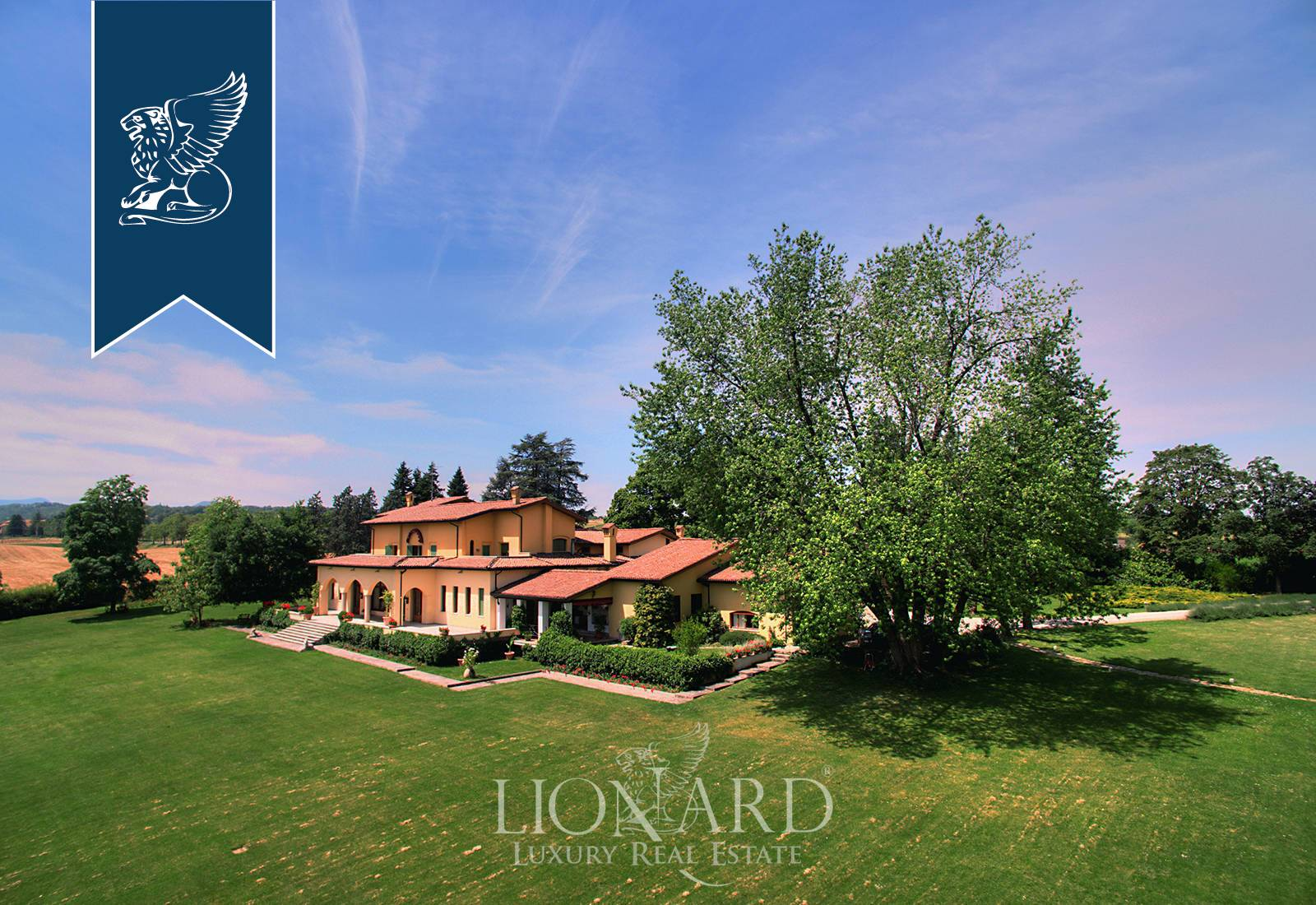 Villa in Vendita a San Giorgio Piacentino: 0 locali, 1500 mq - Foto 3