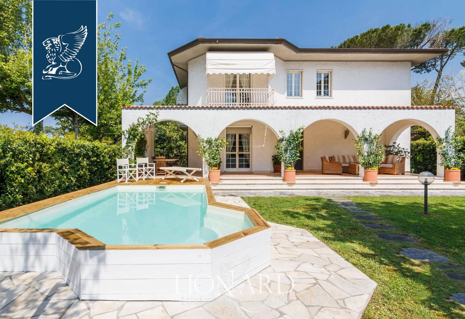 Villa in Vendita a Forte Dei Marmi: 0 locali, 216 mq - Foto 2