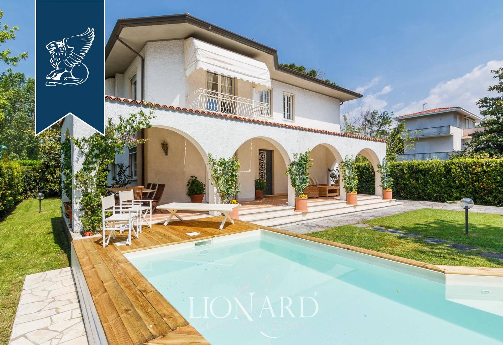 Villa in Vendita a Forte Dei Marmi: 0 locali, 216 mq - Foto 4