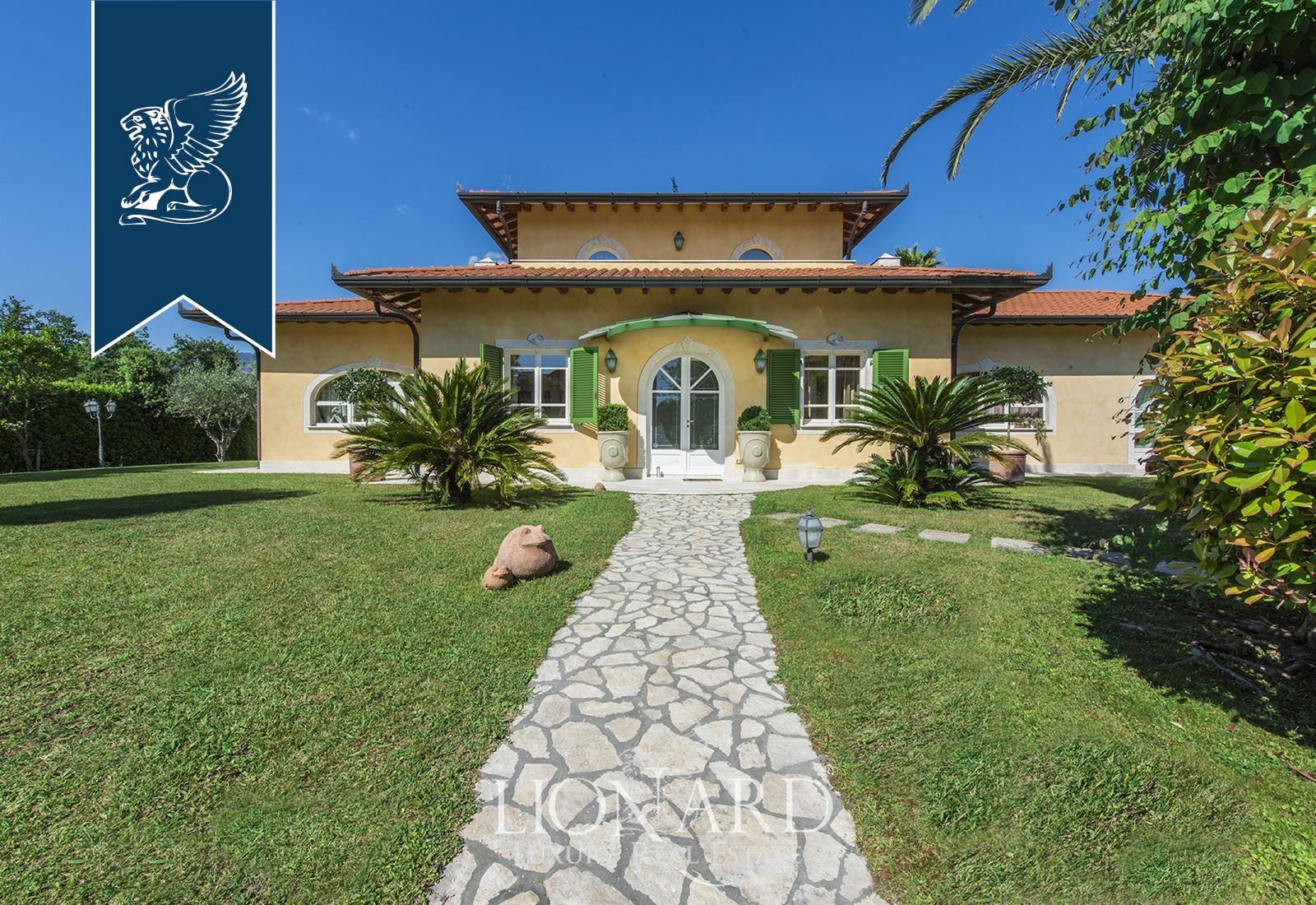 Villa in Vendita a Forte Dei Marmi: 0 locali, 400 mq - Foto 1