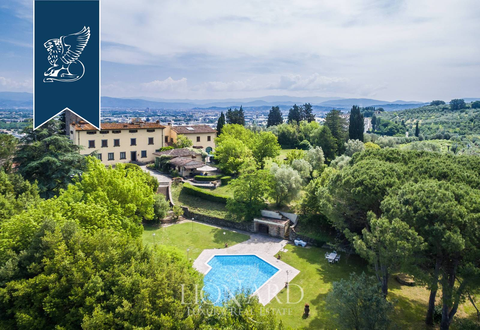 Villa in Vendita a Scandicci: 0 locali, 3400 mq - Foto 3