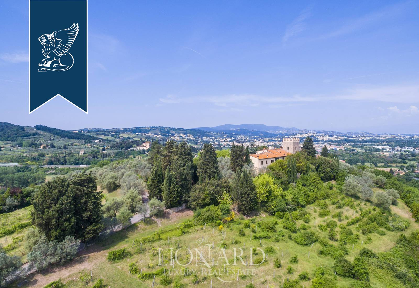 Villa in Vendita a Scandicci: 0 locali, 3400 mq - Foto 5
