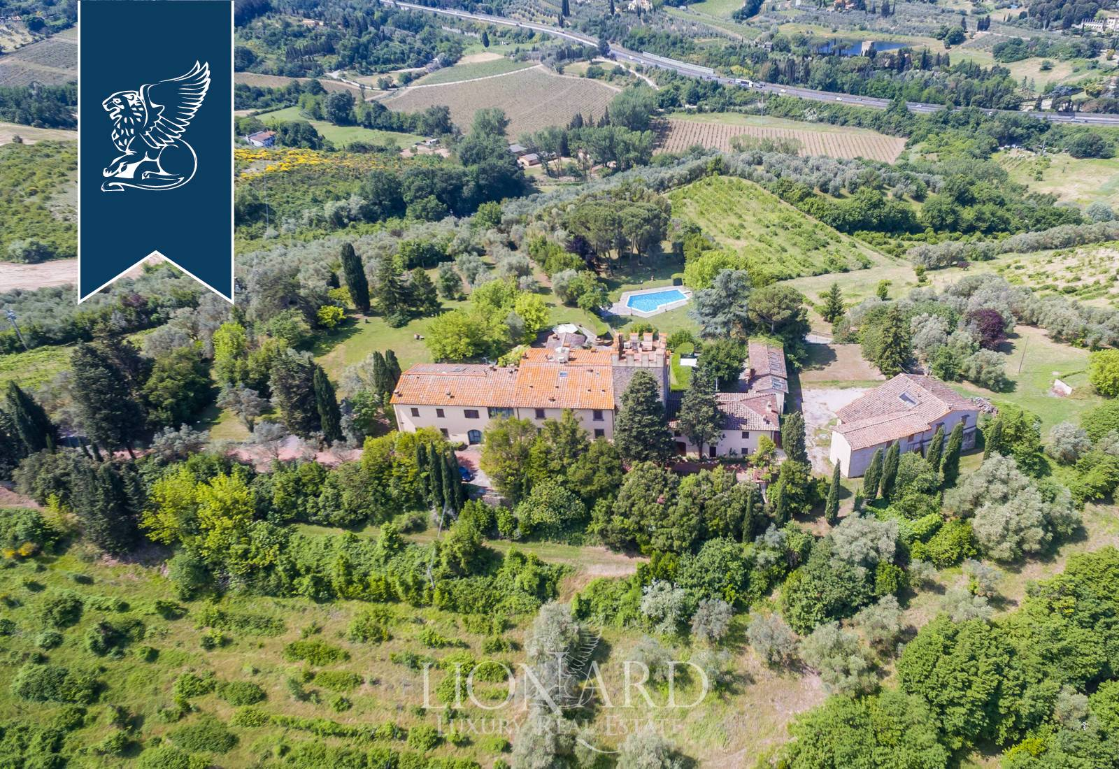 Villa in Vendita a Scandicci: 0 locali, 3400 mq - Foto 9