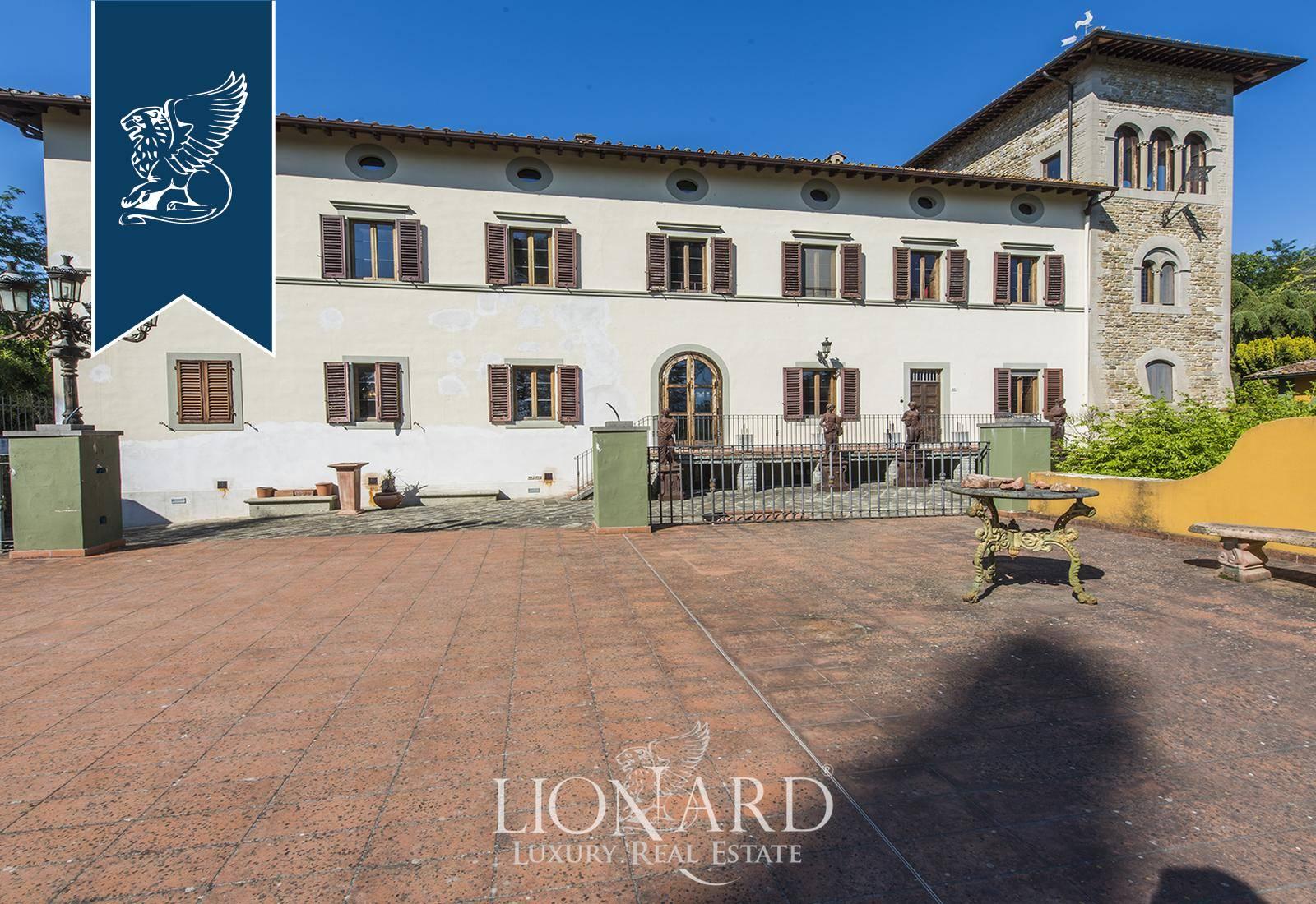 Villa in Vendita a Vicchio: 0 locali, 1000 mq - Foto 1