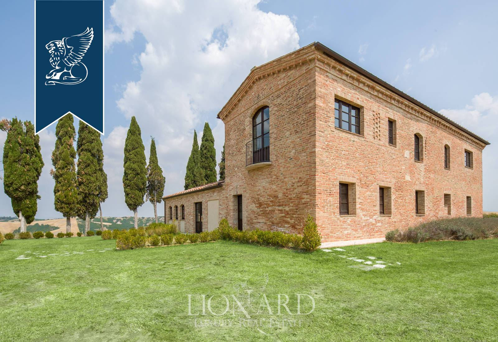 Villa in Vendita a Asciano: 0 locali, 890 mq - Foto 4