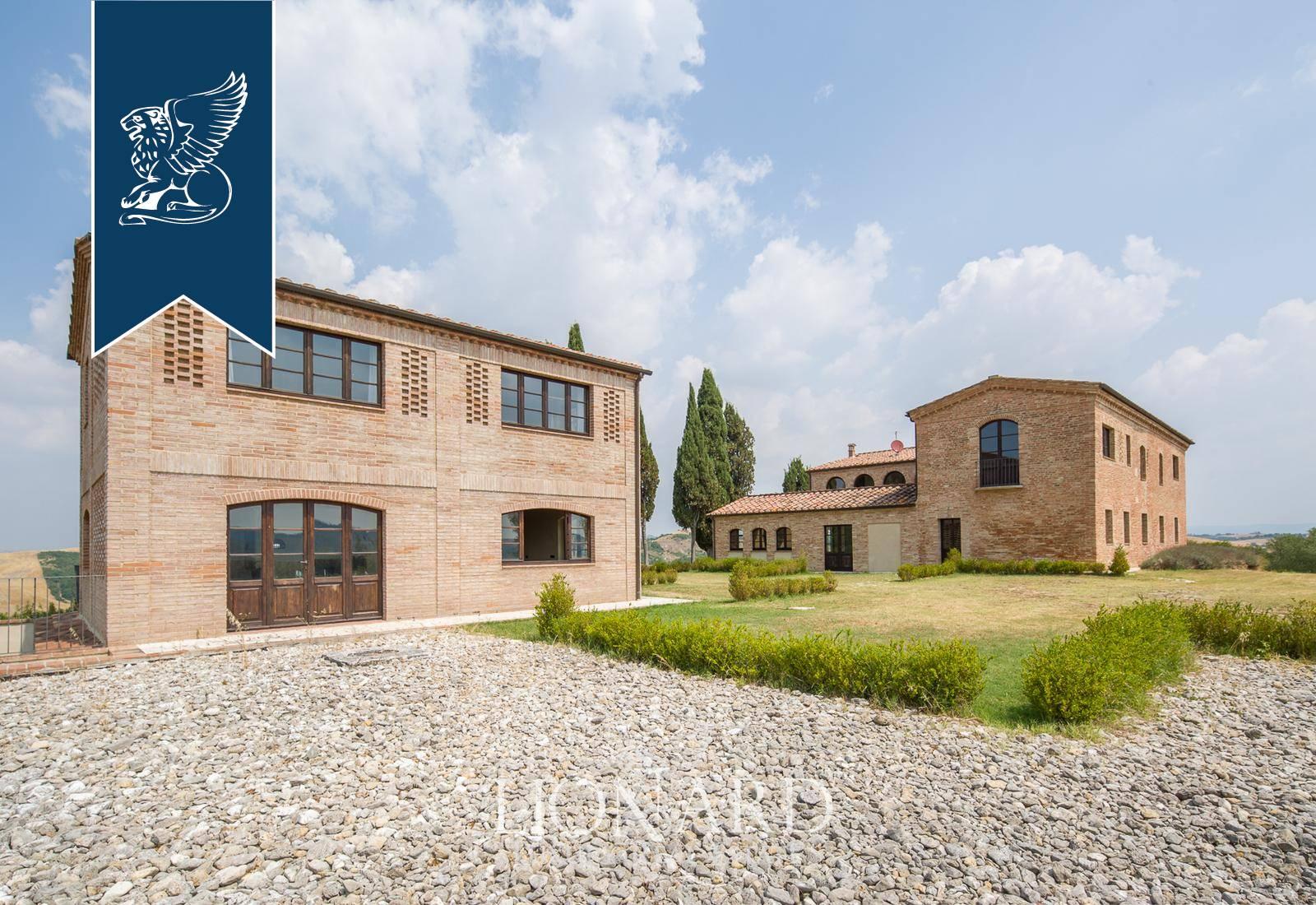 Villa in Vendita a Asciano: 0 locali, 890 mq - Foto 2
