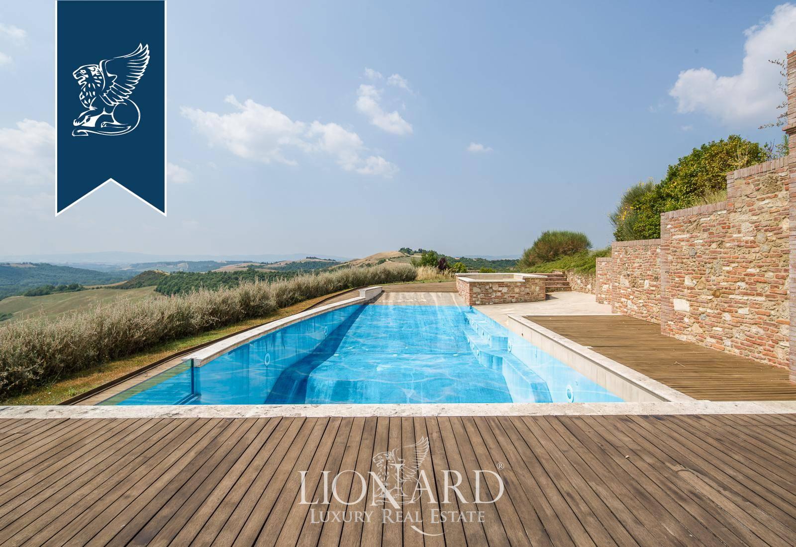 Villa in Vendita a Asciano: 0 locali, 890 mq - Foto 8