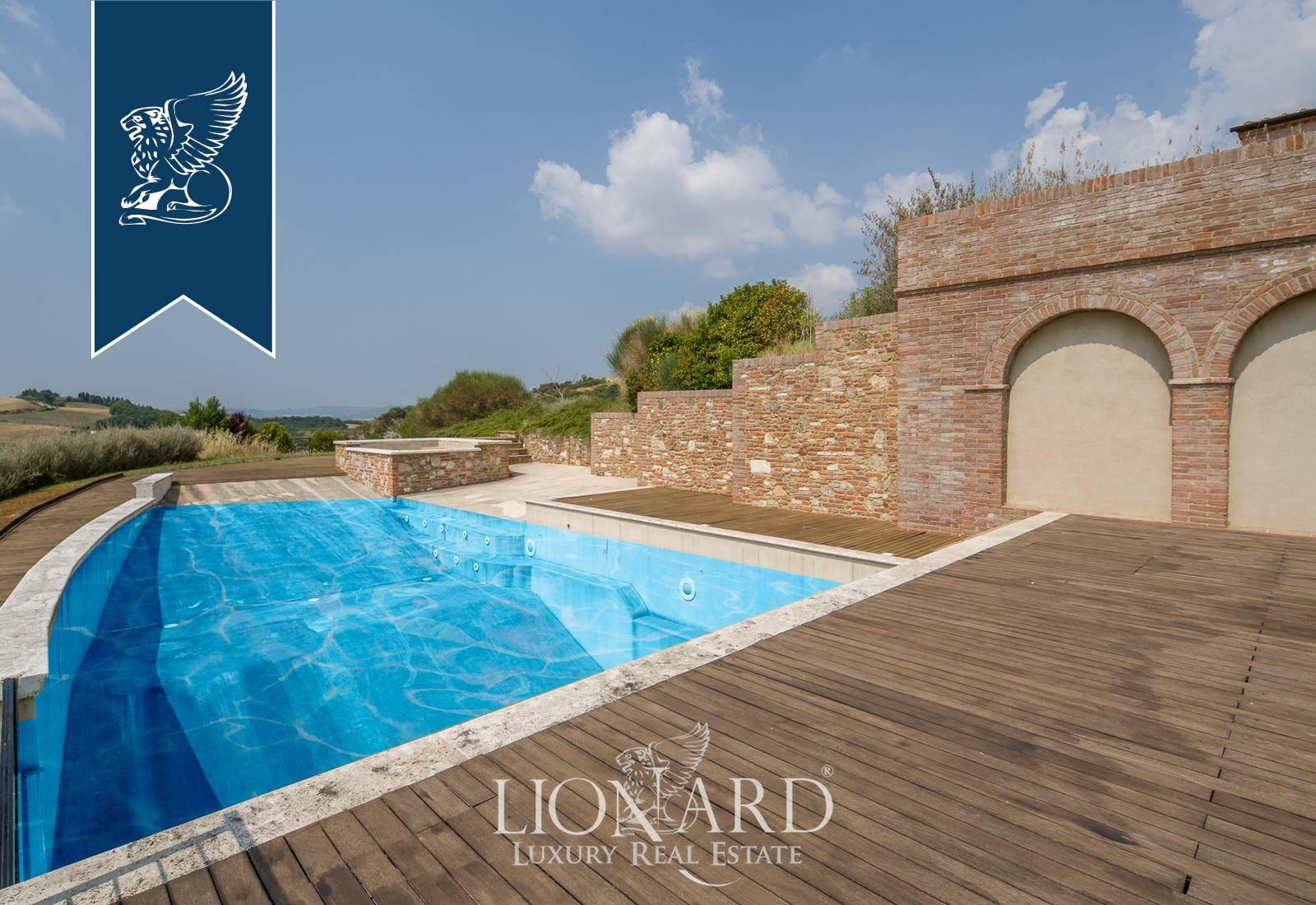 Villa in Vendita a Asciano: 0 locali, 890 mq - Foto 9
