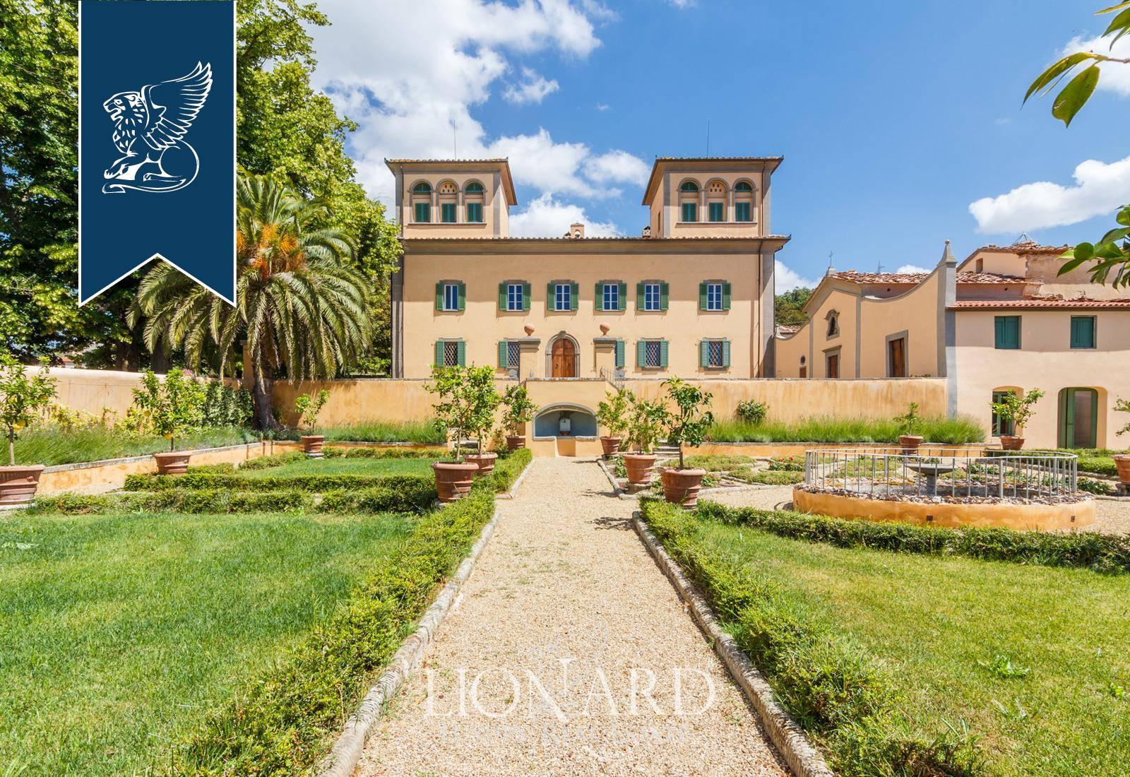 Villa in Vendita a Vinci: 5246 mq