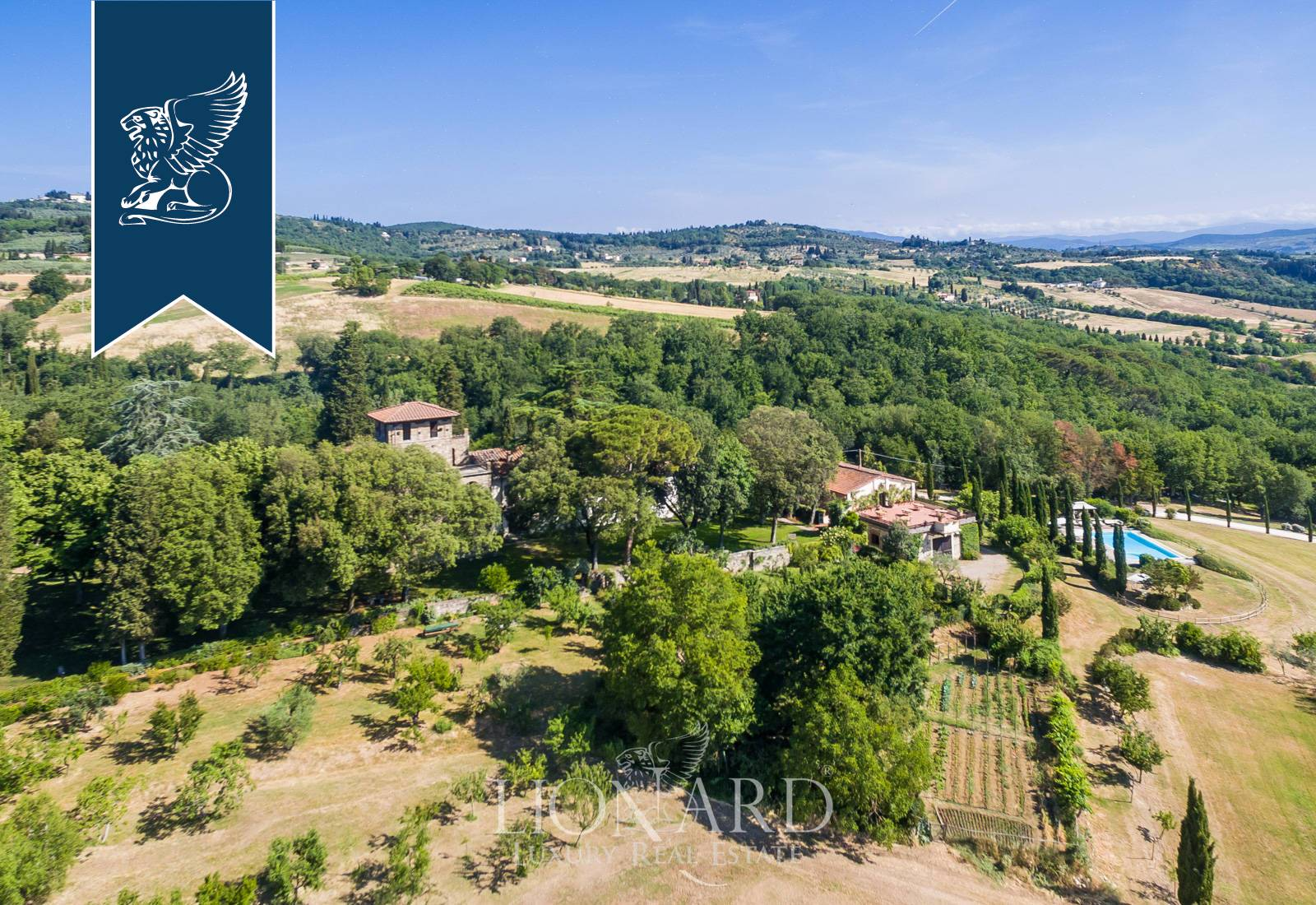 Villa in Vendita a Rignano Sull'Arno: 0 locali, 3000 mq - Foto 2