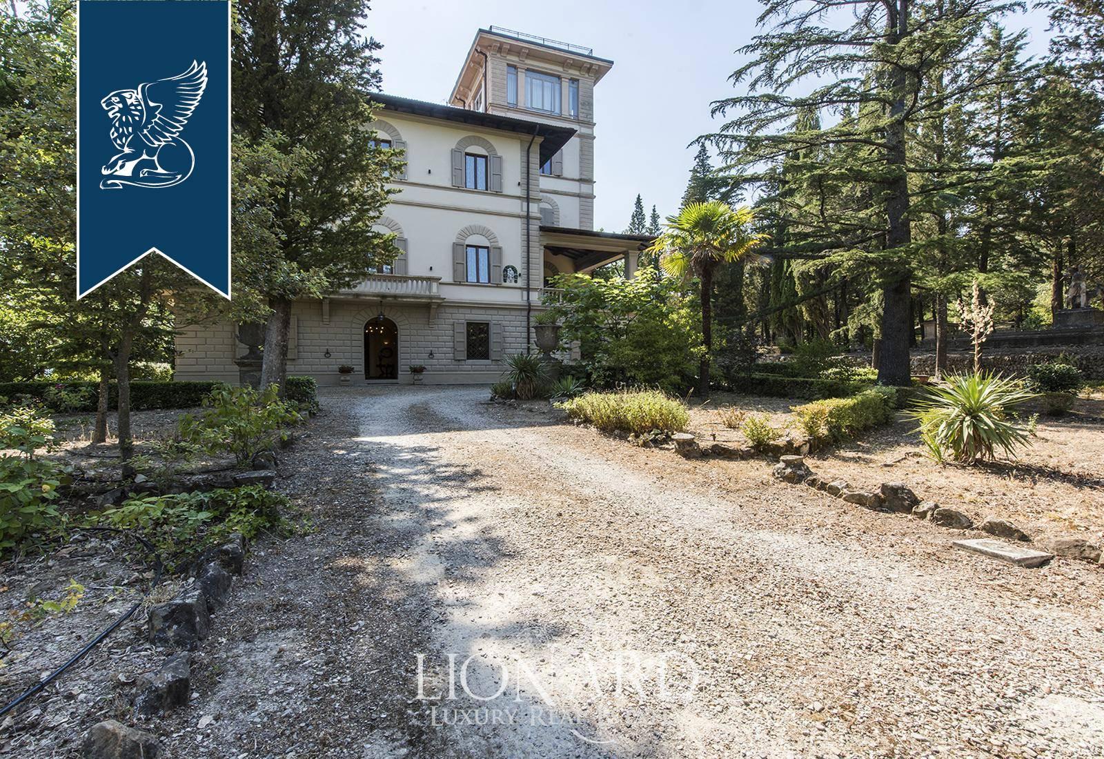 Villa in Vendita a Pontassieve: 700 mq