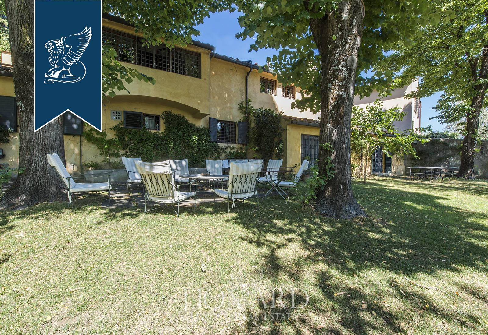 Villa in Vendita a Fiesole: 0 locali, 1000 mq - Foto 4