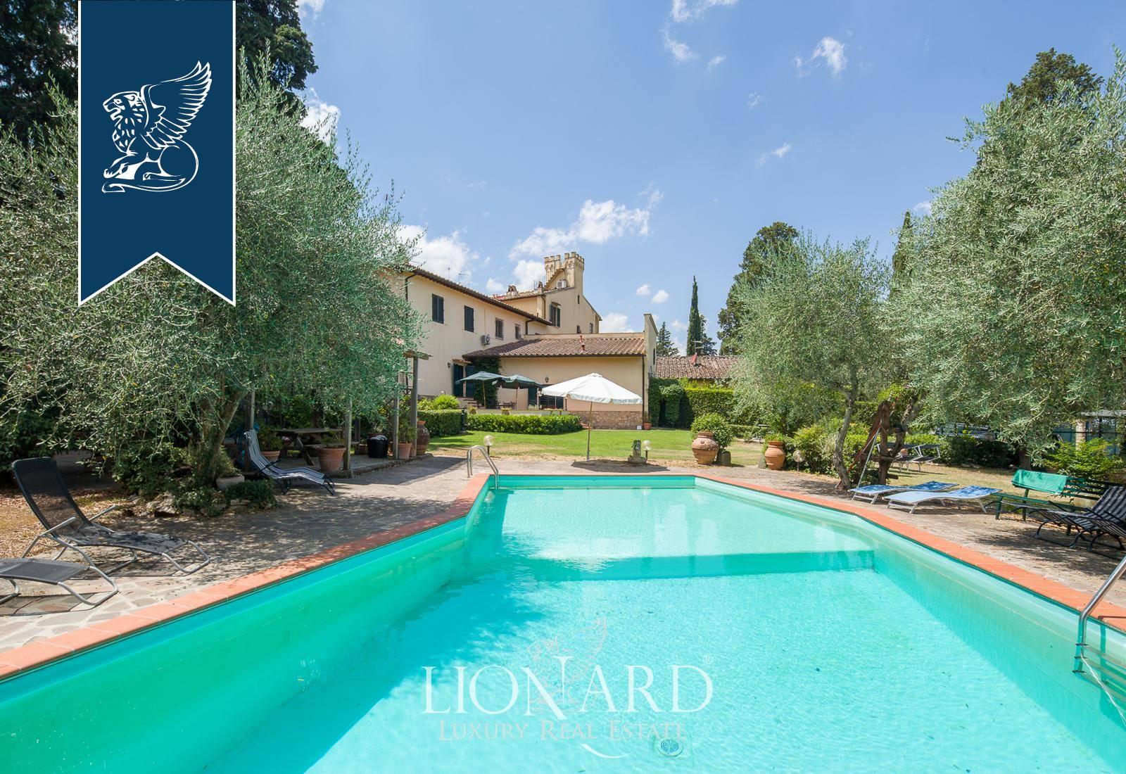 Villa in Vendita a Bagno A Ripoli: 0 locali, 600 mq - Foto 2