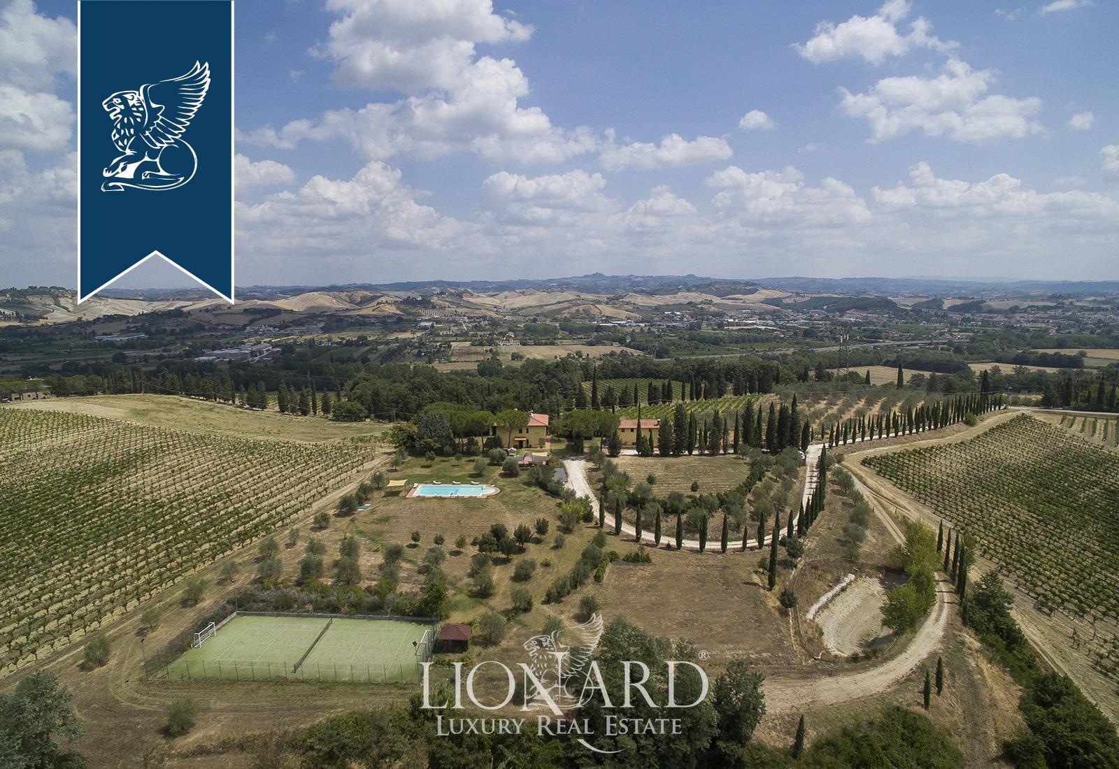 Agriturismo in Vendita a Gambassi Terme: 0 locali, 540 mq - Foto 5