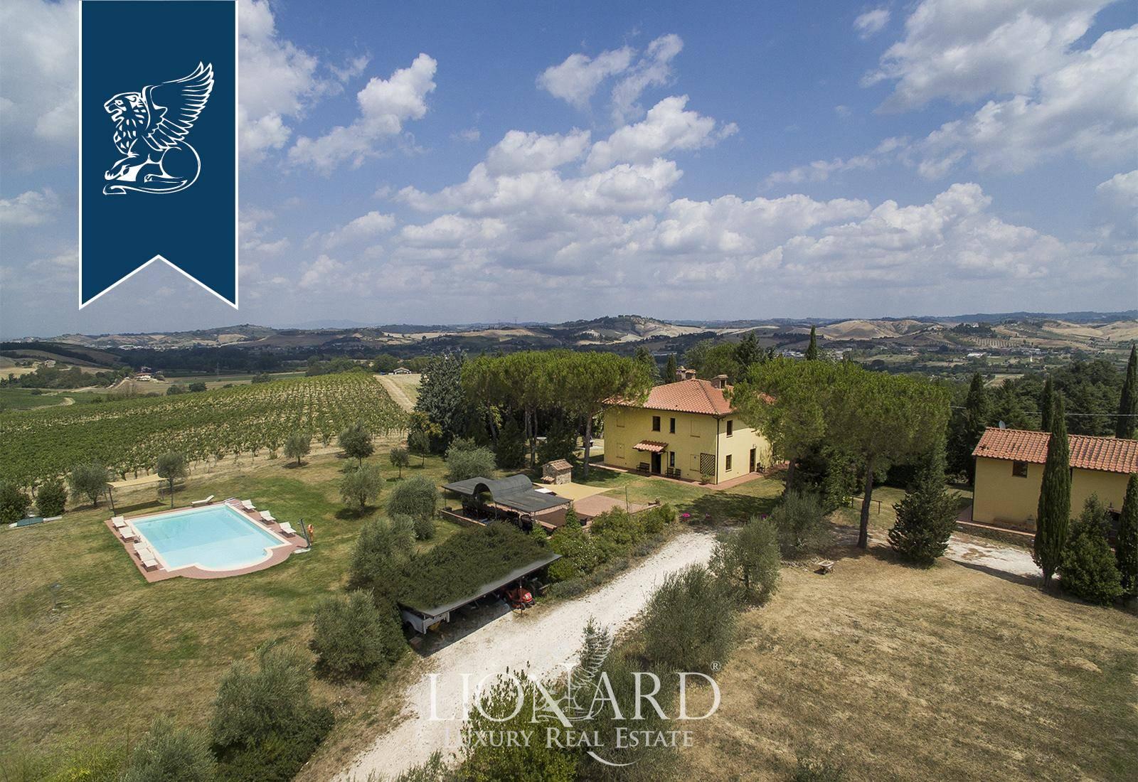 Agriturismo in Vendita a Gambassi Terme: 0 locali, 540 mq - Foto 2