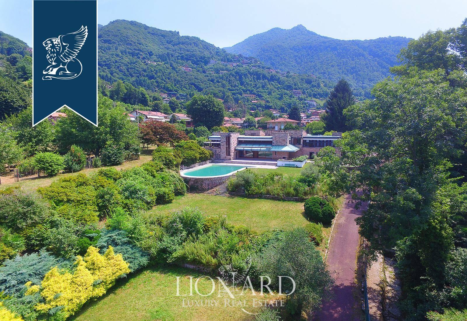 Villa in Vendita a Laveno-Mombello: 0 locali, 500 mq - Foto 2