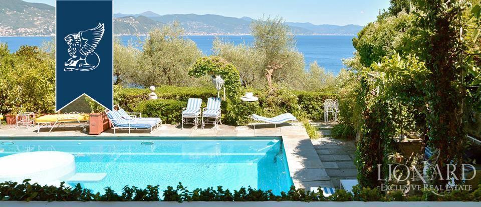 Villa in Vendita a Santa Margherita Ligure: 0 locali, 500 mq - Foto 4