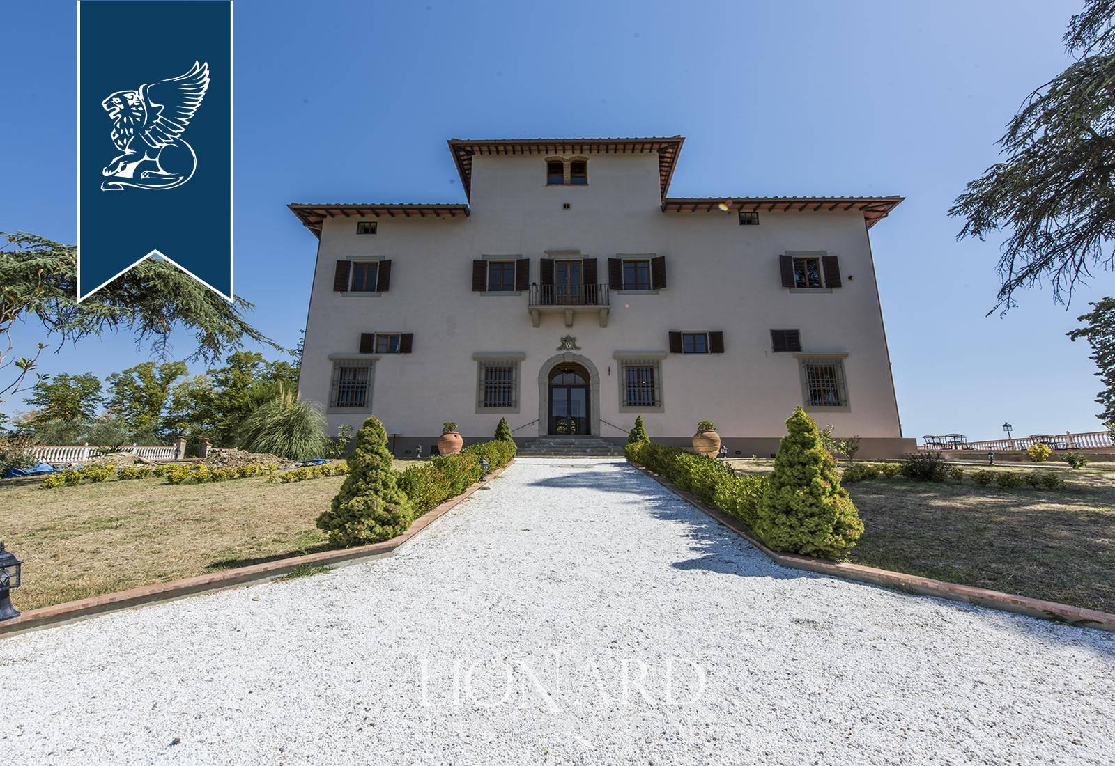Villa in Vendita a Pontassieve: 2100 mq