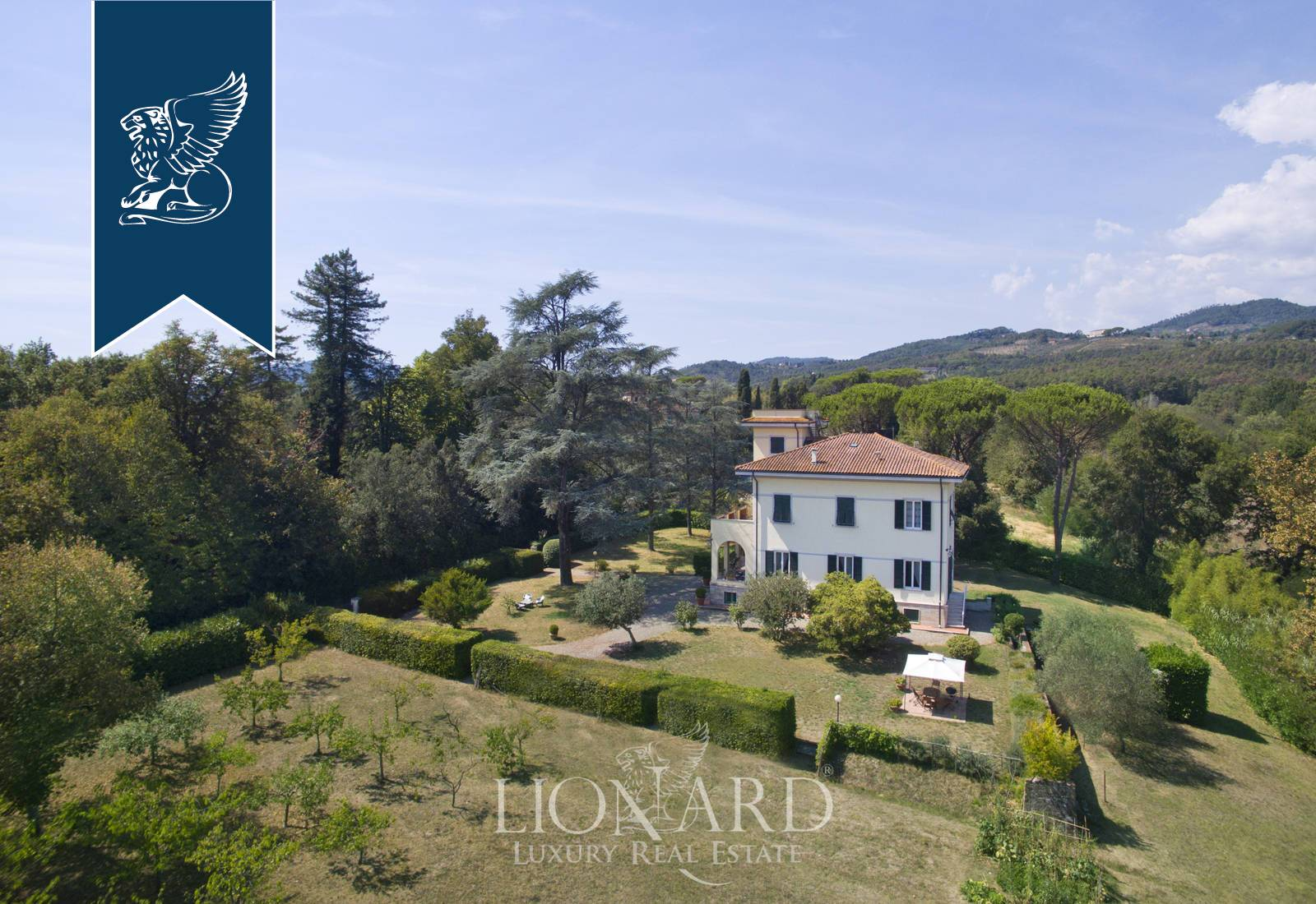 Villa in Vendita a Lucca: 0 locali, 600 mq - Foto 4