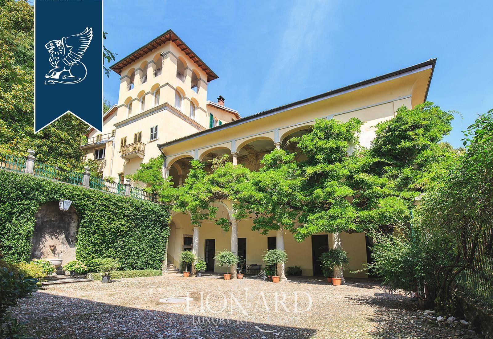 Palazzo in Vendita a Castello Cabiaglio